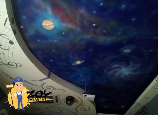 Sky : galaxi effect 1